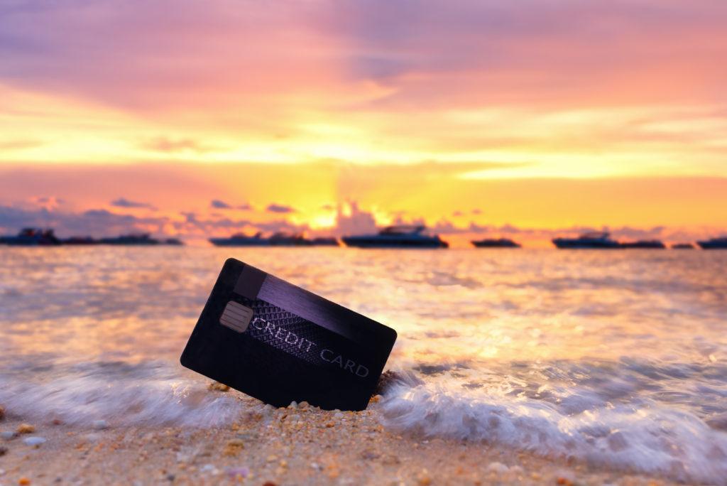 旅行特典満載なクレジットカード5選