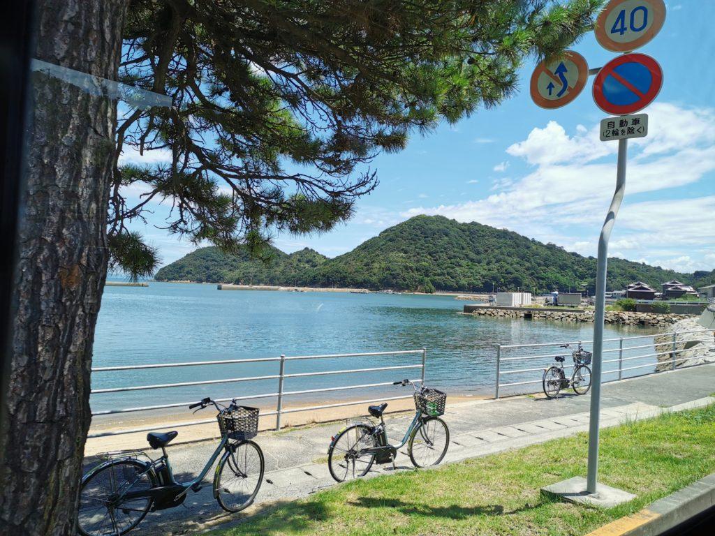 直島観光の所要時間